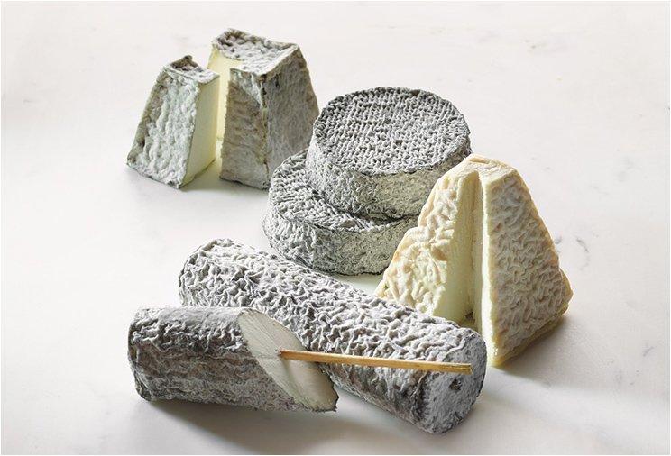La Maison du Fromage - Le saint-maure, le pouligny, le selle et le valençay