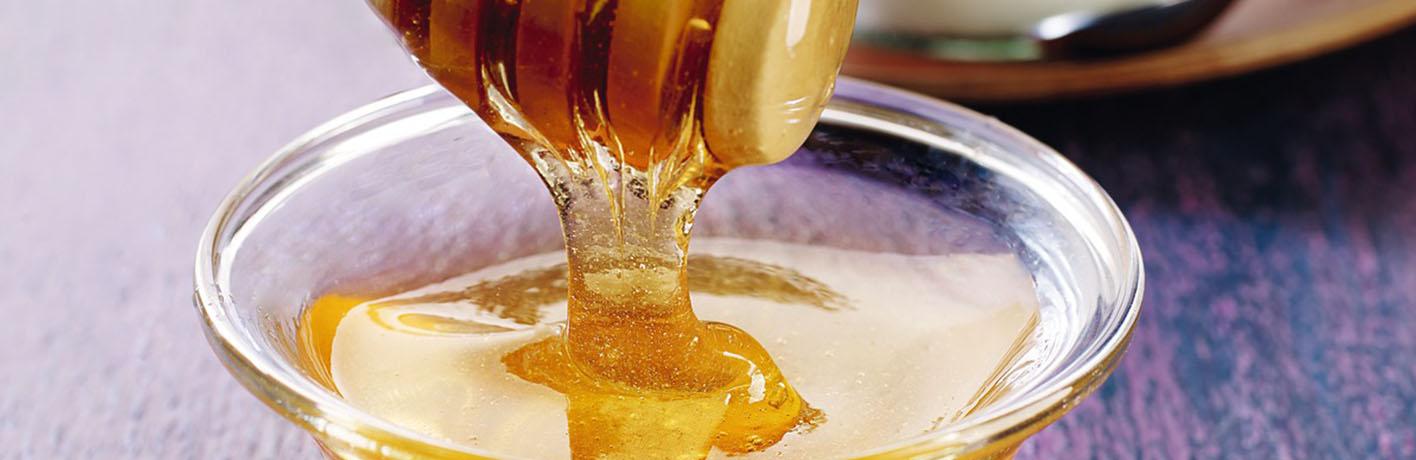 Présentation offre épicerie sucrée miel
