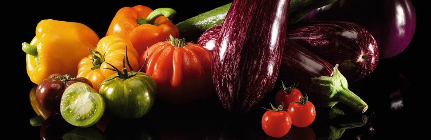 Les légumes fruits pour professionnels