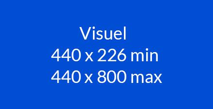 Image de test bleue