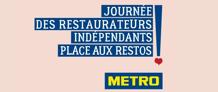 Evènement CHR - La journée des restaurateurs et commerçants indépendants (JRCI)