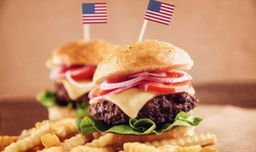 americki burger recept