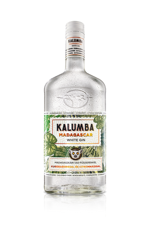 Kalumba Madagascar White Gin
