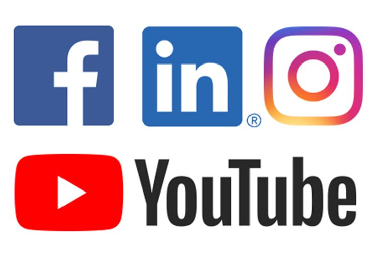 Kövess minket social media platformjainkon is!