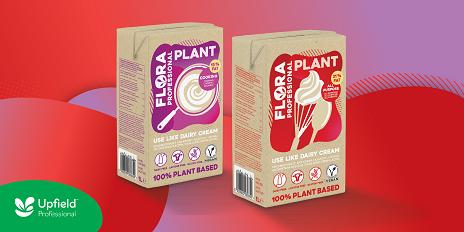 Új 100 % növényi alapú Flóra termékek!