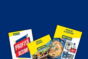 catalog oferte metro - reviste metro cu reduceri si promotii