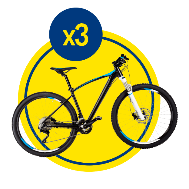 biciclete cadou de aniversarea metro