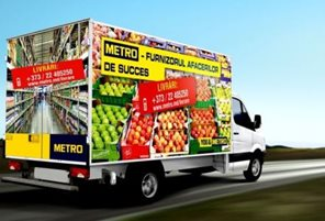 livrare produse magazin online metro