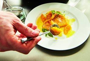 crepes Suzette cu portocale