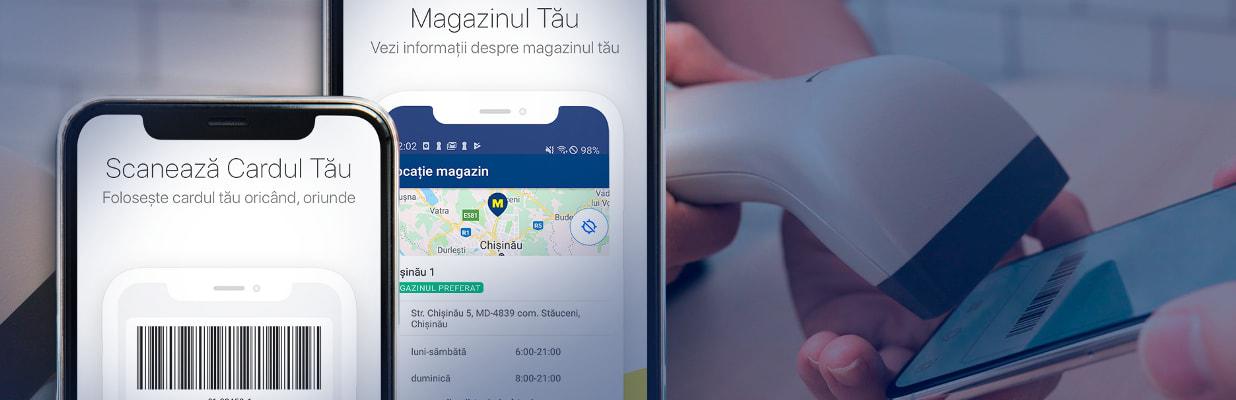 aplicatia mobila METRO Companion - in loc de card metro fizic