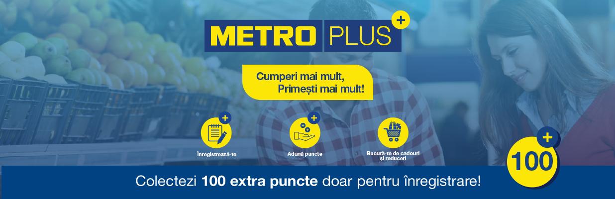 metro plus puncte