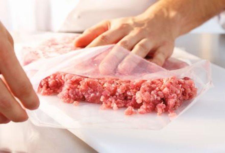 Carne de porc tocata ambalata