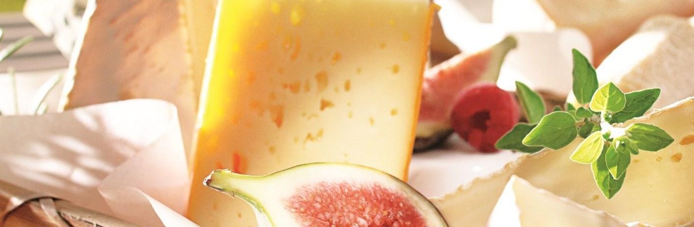cascaval tare, cascaval semitare cu mix de fructe si plante aromatice
