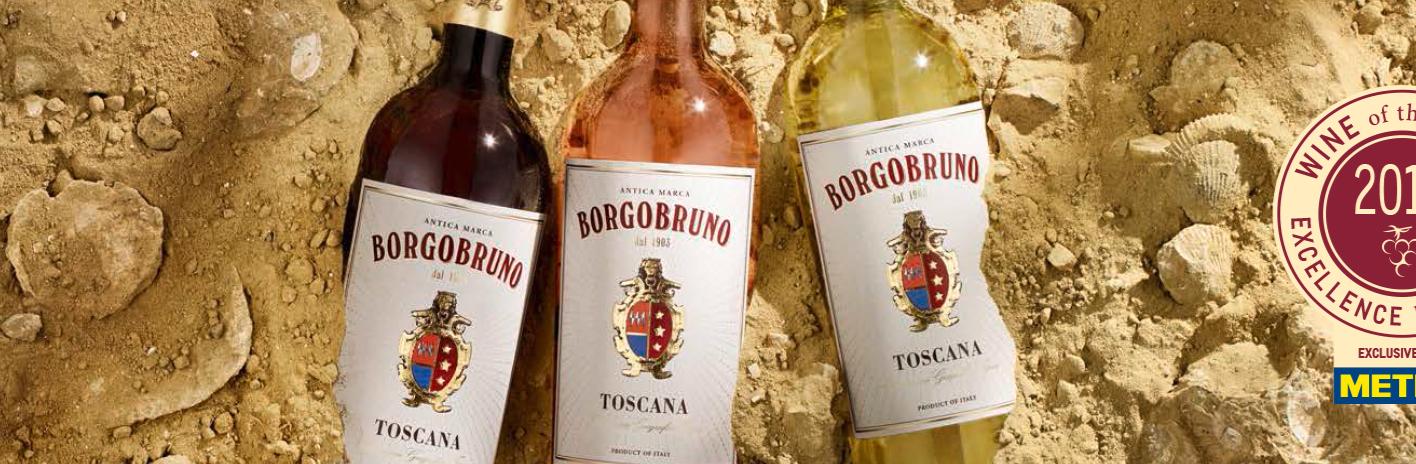 Borgobruno METRO vino