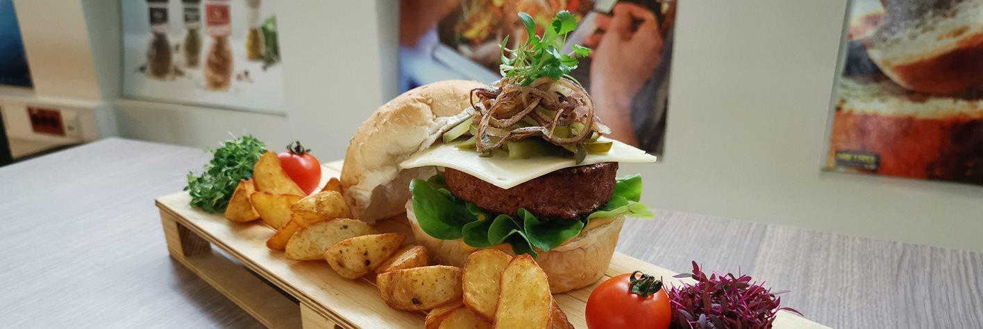 Beyond biljni burger