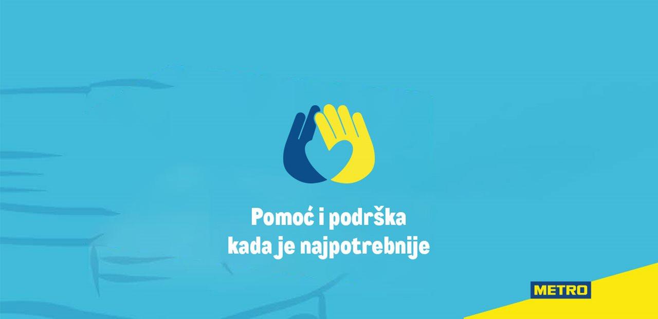 METRO donacije