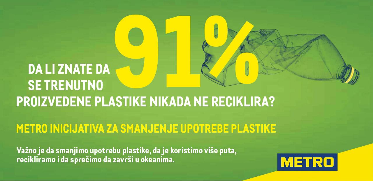 Metro Plastic zbirna