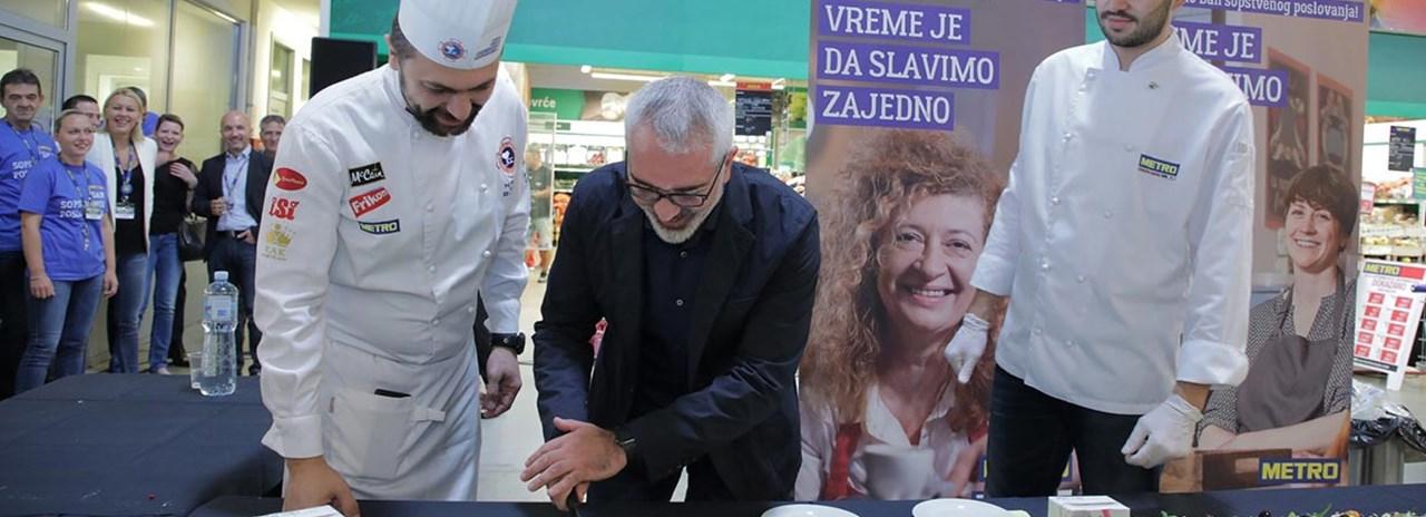 Mille-Feuille kolač