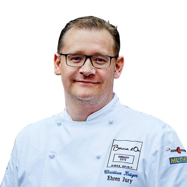 CHEF Christian Krüger