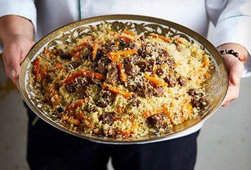 Uzbečki pilav