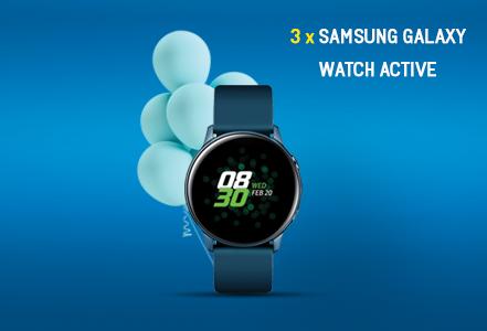 Samsung Galaxy sat