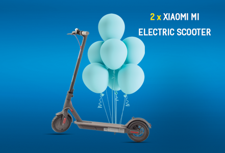 Xiaomi električni skuter