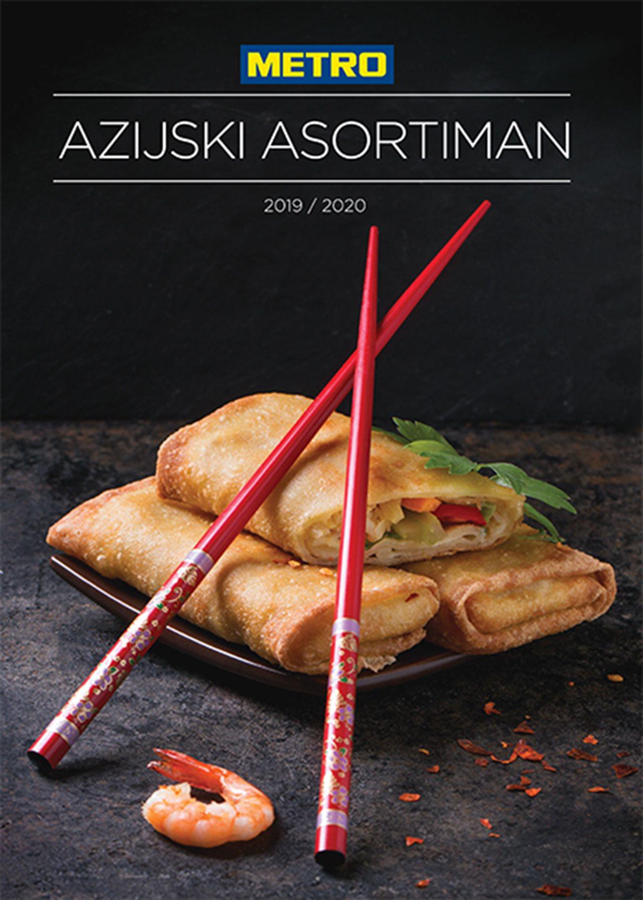 Katalog azijski asortiman
