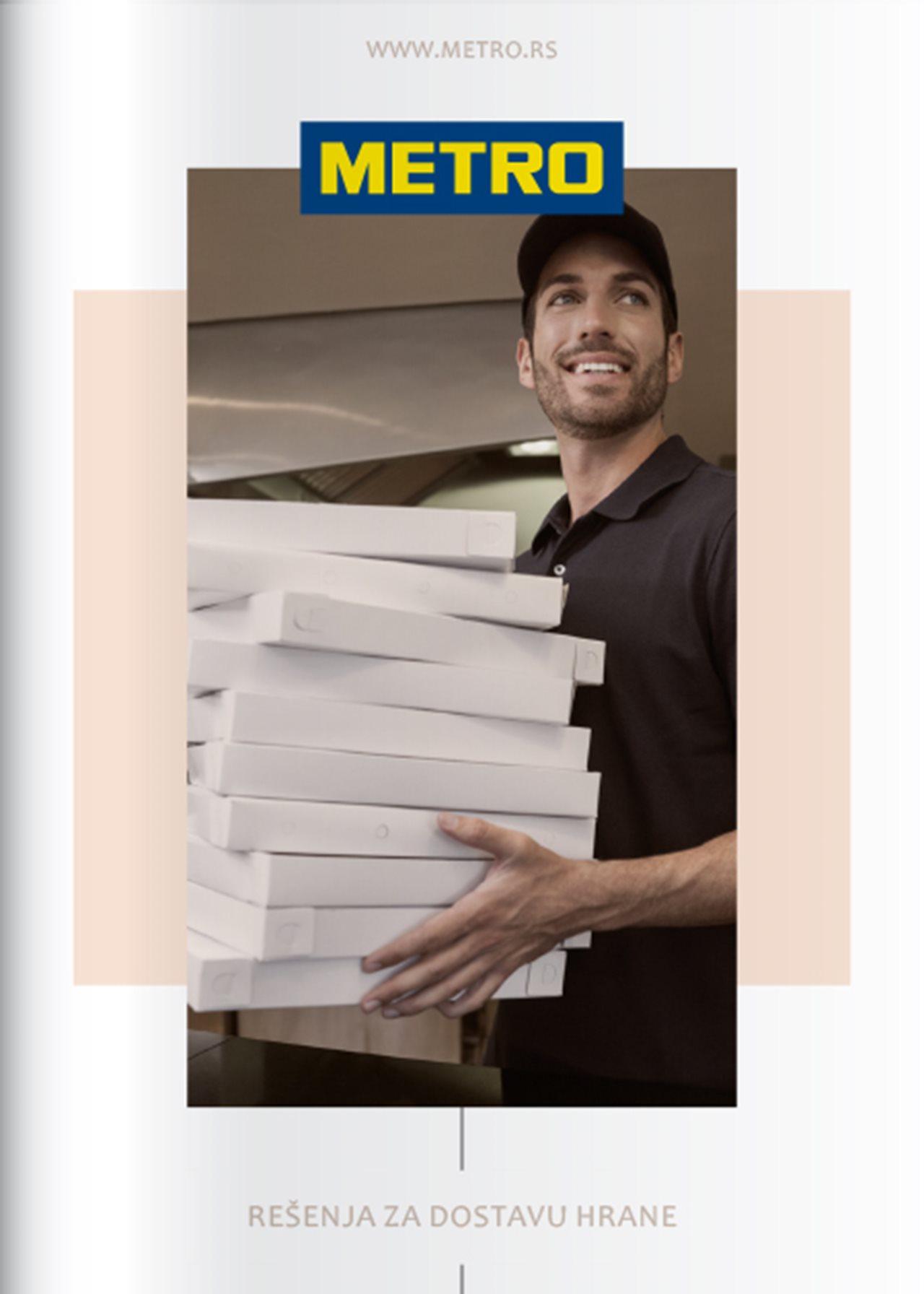 katalog rešenja za dostavu hrane