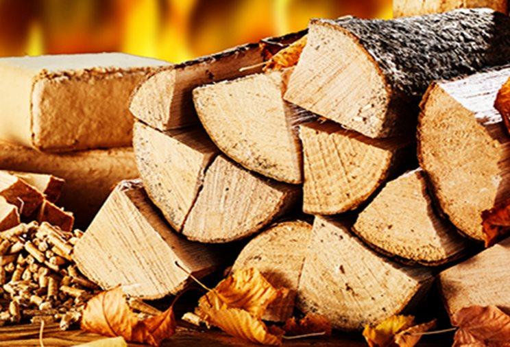 Вугілля та дрова