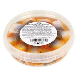 Sleďové rolky Salsa Mexikana chlad. 1x230 g