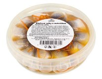 Haleb Sleďové rolky s mrkvou chlad. 1x230 g