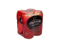 Strongbow cider Red Berries 4x440 ml PLECH