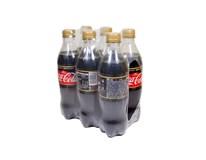 Coca Cola zero bez kofeínu 6x500 ml