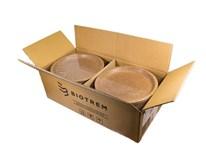 Miska zo pšeničných otrúb oválna 24cm Biotrem 1x100 ks