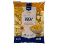Metro Chef Patatas Bravas mraz. 1x2,5 kg