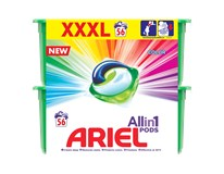 Ariel Color gelové tablety 2x28 ks