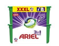 Ariel Levander gelové tablety 2x28 ks
