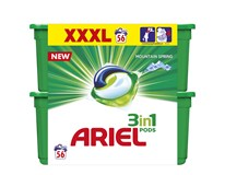 Ariel Mountain spring gelové tablety 2x28 ks