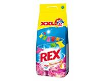Rex Malaysian Orchid & Sandalwood Color prací prášok 80 praní 1ks