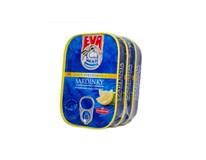 EVA Sardinky s citrónom 3x115 g