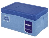 Termo box kuli GN Akku 60x40x30cm 40l Horeca Select 1ks