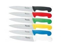 Nôž kuchynský 18cm čierny HACCP Hendi 1ks