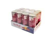 Red Bull Ruby edition energetický nápoj 12x250 ml PLECH