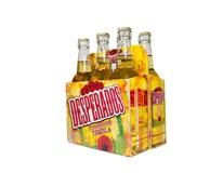Desperados pivo s príchuťou tequila 6x330 ml SKLO
