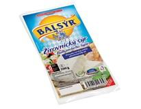 BALSÝR Syr balkánskeho typu tuk v sušine 45% chlad. 5x200 g VB