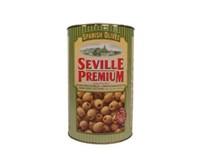 Seville Premium Olivy zelené bezkôstky 1x4300 g