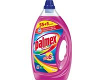 Palmex color prací gél 55+5 praní 1x1 ks