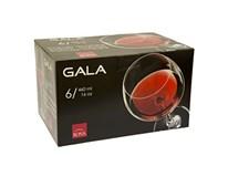Pohár na víno Gala 460ml Rona 6ks