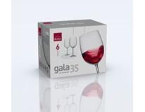 Pohár na víno Gala 350ml Rona 6ks