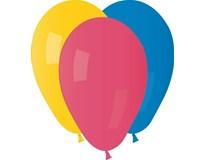 Balóniky nafukovacie mix 21cm 20ks